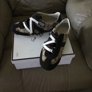 Brand new Coach sneakers size 7 1/2